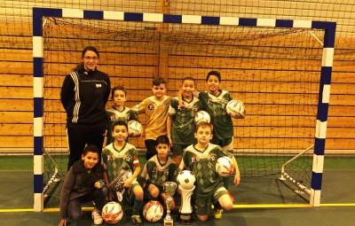 U11 tournoi Futsal Ste Marguerite 7 janvier 2017