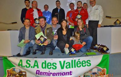 19 Lauréats Chalenge 2016 et Finalistes