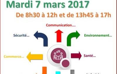 Affiche Carrefour Métiers