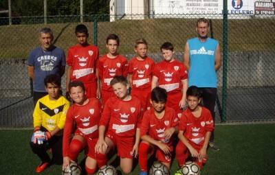 U13 Honneur Ligue