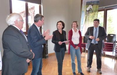 Lancement officiel du Guide des Hautes-Vosges, avec une sortie prévue en avril 2018.