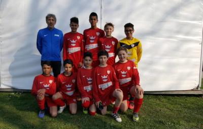 U13 Honneur Ligue printemps 2017
