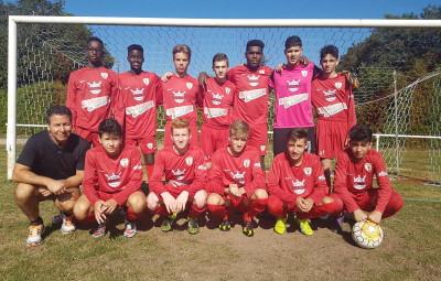 U18 équipe 2 promotion