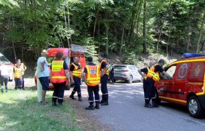 ACCIDENT Sainte Barbe