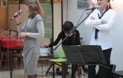 Fête de la musique à la résidence de La Paltrée (2)