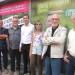 Pierre Imbert, Guy Vaxelaire, Stessy Speissmann, Feten Derouiche, Jean Valroff et Maurice Claudel.