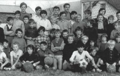 equipe foot 1972 1973