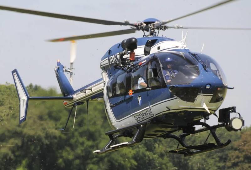 helico-Gendarmerie