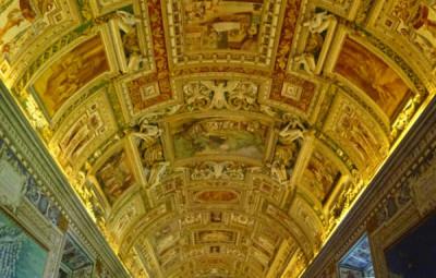 11 Plafond Galerie Raphael (1)