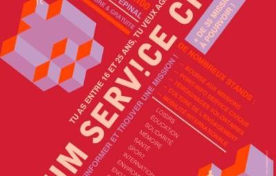 Forum Service Civique 28062017 EPINAL