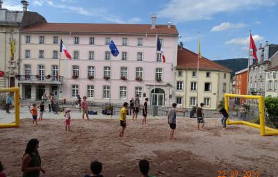 17 Partie de Handball