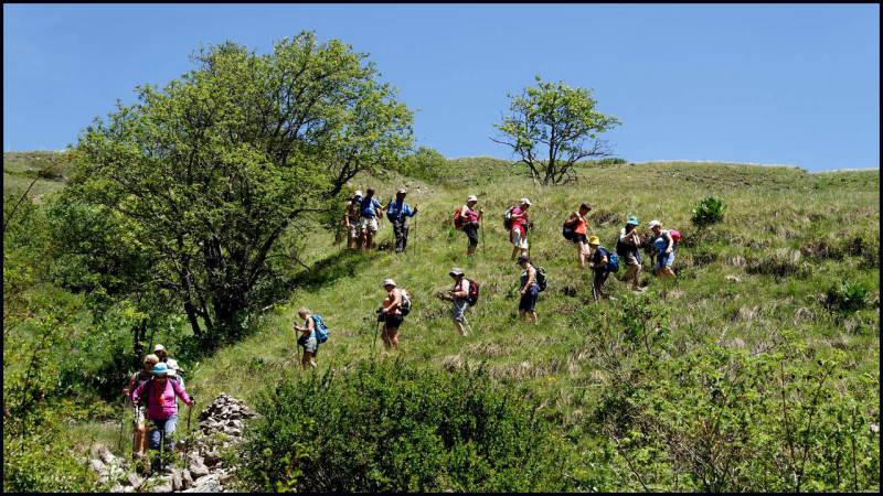 Les Amis de la Nature de Remiremont en marche