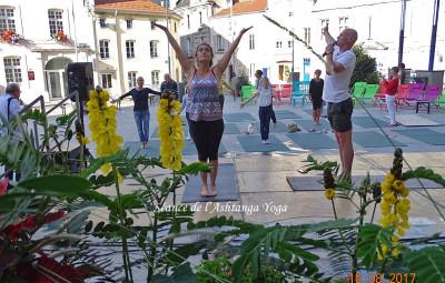 06 Séance de l'Ashtanga Yoga