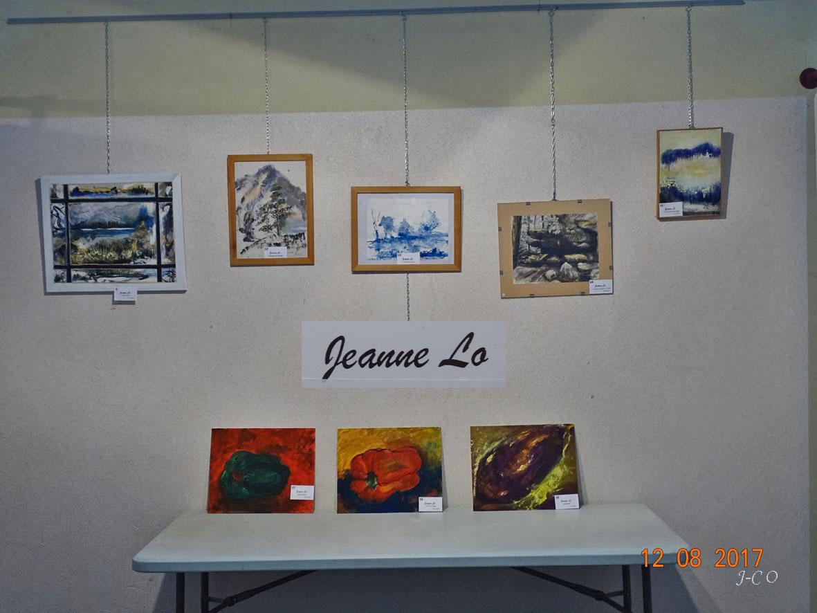 19 Oeuvre de Jeanne LO