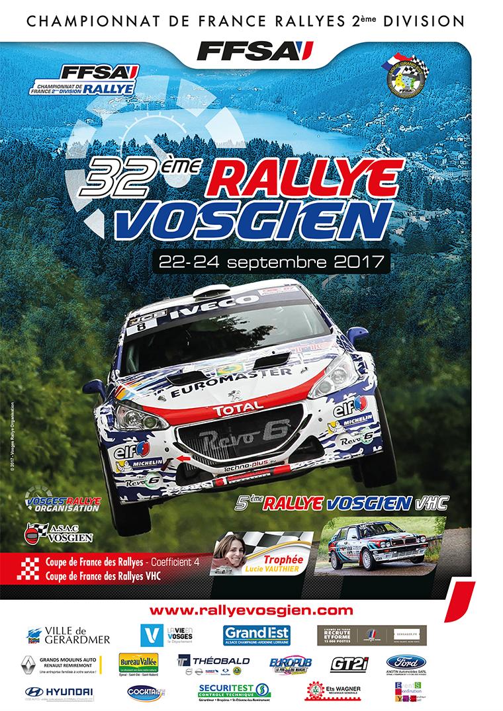 32ème rallye