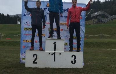 saut spécial U15 Antonin Vaxelaire 3è