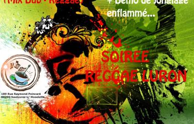 soire reggae luron