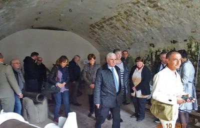 18 Fort du Parmont Visite