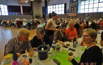 21 Organisateurs repas dansant VICA