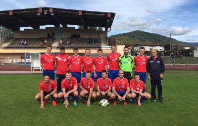 L'AS Vagney est assurée de jouer les seizièmes de finale de la coupe de Lorraine.