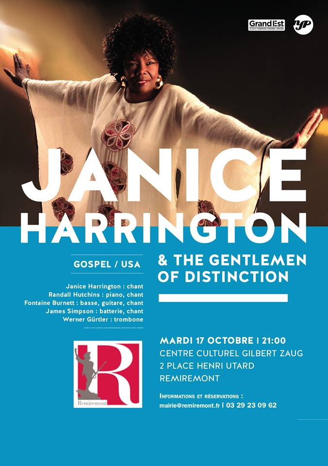 Janice Harrington