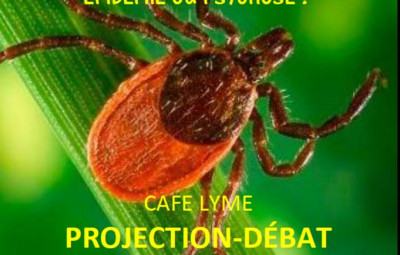 projection debat lyme