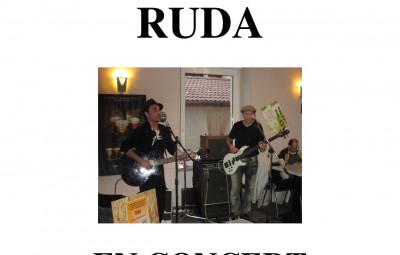 Affiche concert Ruda 02 12 17