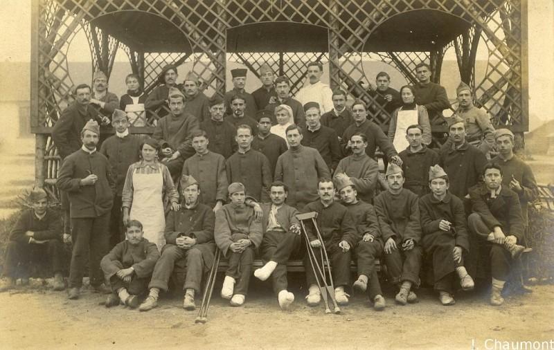 Remiremont - période de la guerre 14-18