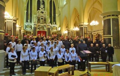 21 Ensemble-BrassBand- Choeur Abbesses
