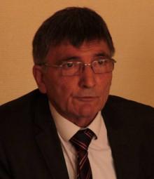 Jean-Claude Dousteyssier, le maire de Ventron.
