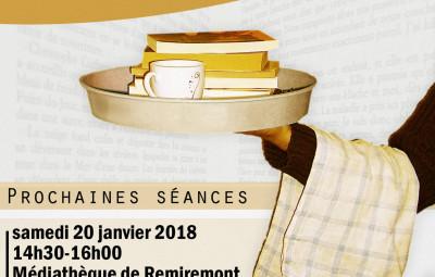 AFFICHE Janvier- Juin -EFFET PAGE TOURNEE ACCENTUE