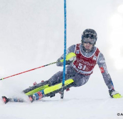 Clément Noël avide de cponclure en beauté sur la finale de la coupe du Monde à Are, en Suède.