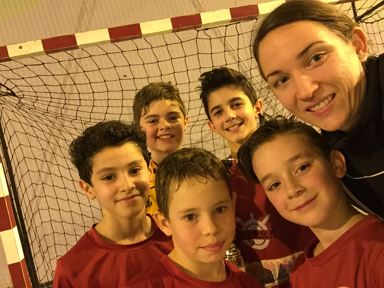 Futsal à Saulxures lès Nancy 28 01 2018