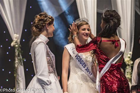 Miss Vosges 2017. (Photo Gérard - Chantraine)