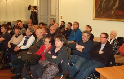 Parmi le public présent