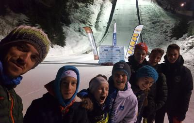 groupe U15 Massif Vosges