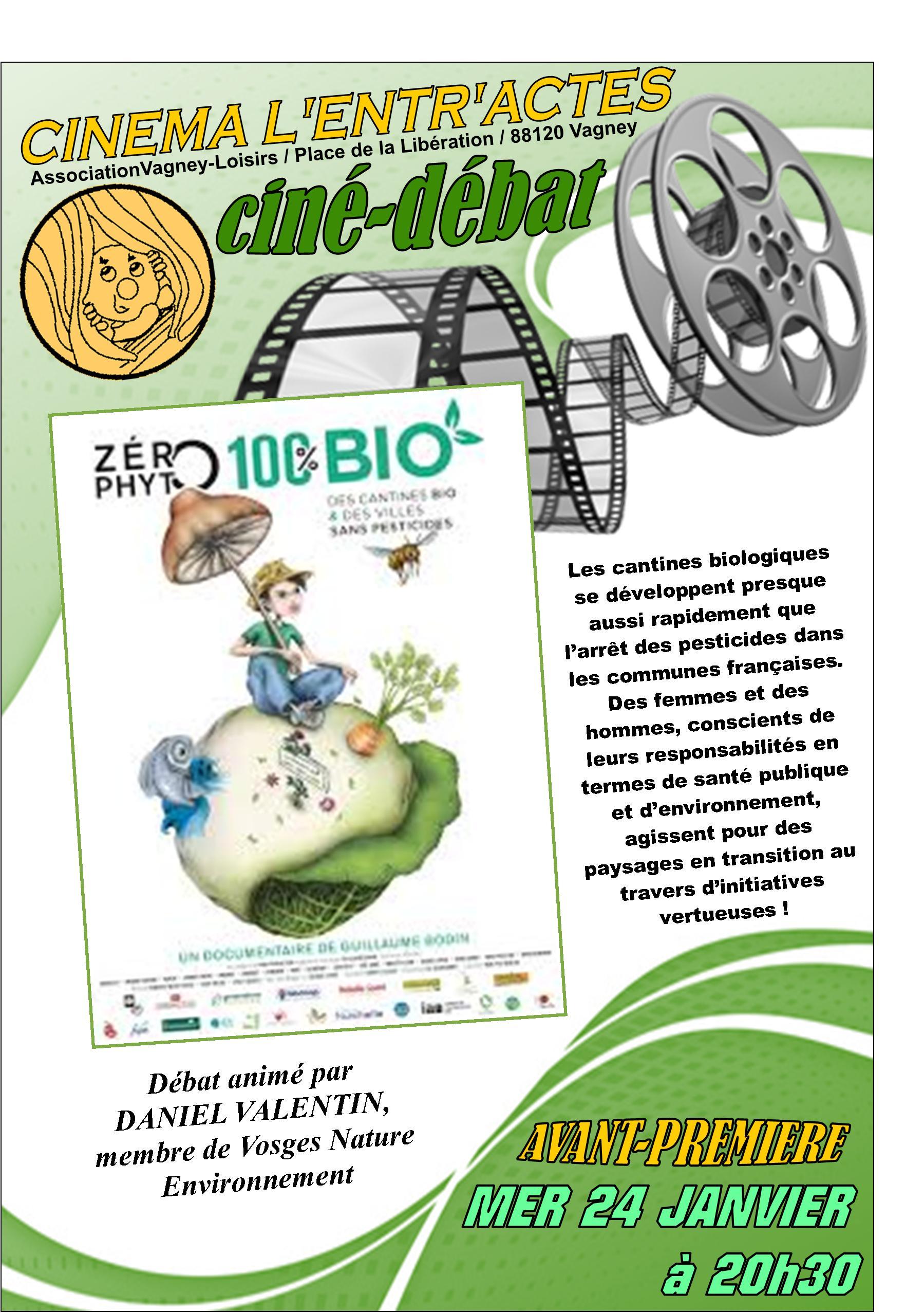 tract cine ZEO PHYTO 100 BIO