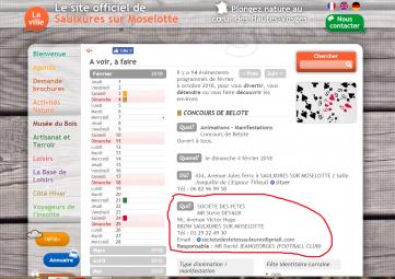 Capture d'écran : infos.saulxures-sur-moselotte.fr