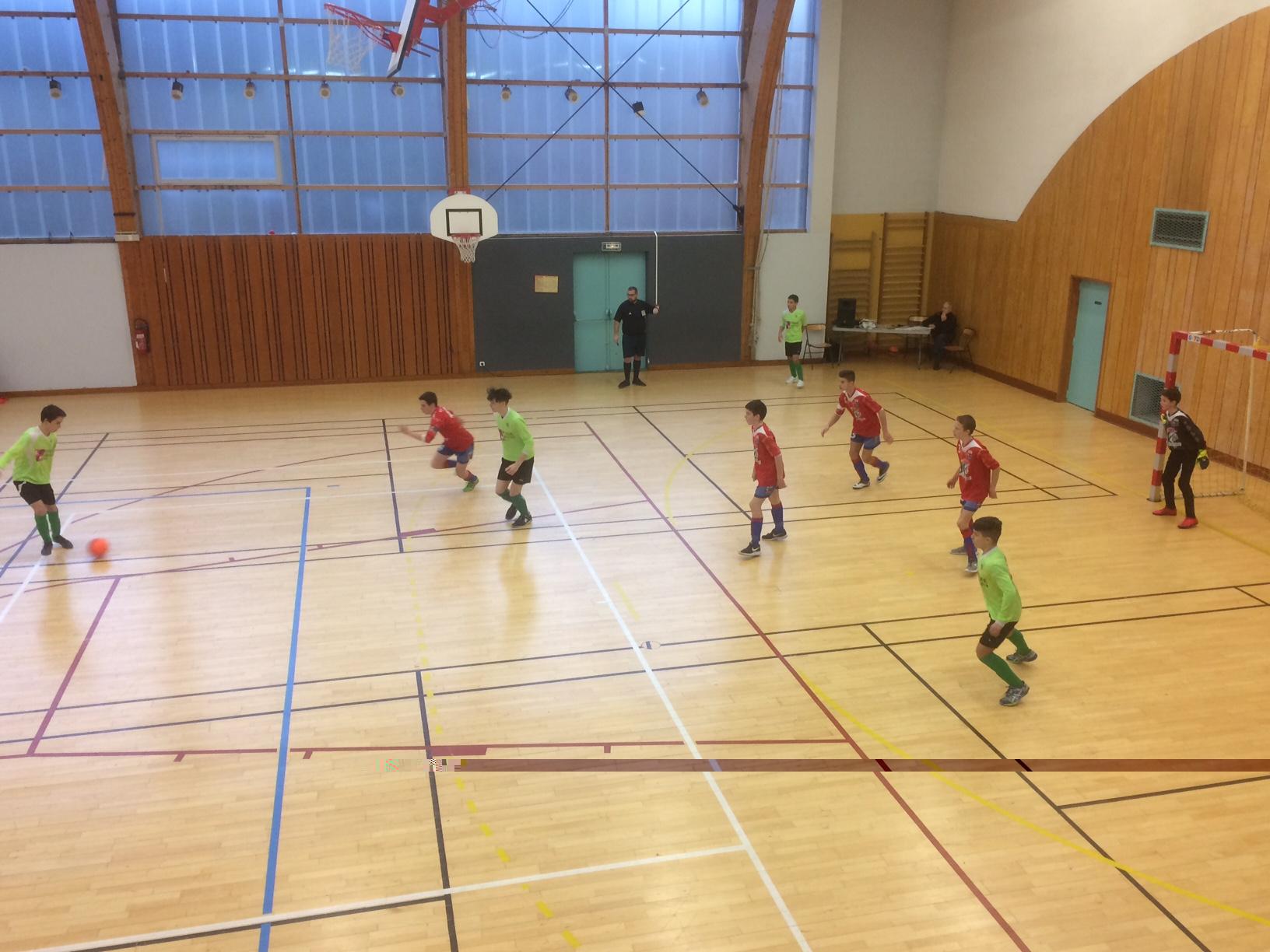 Photo Futsal