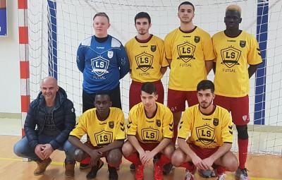 U19 Champion des Vosges de Futsal