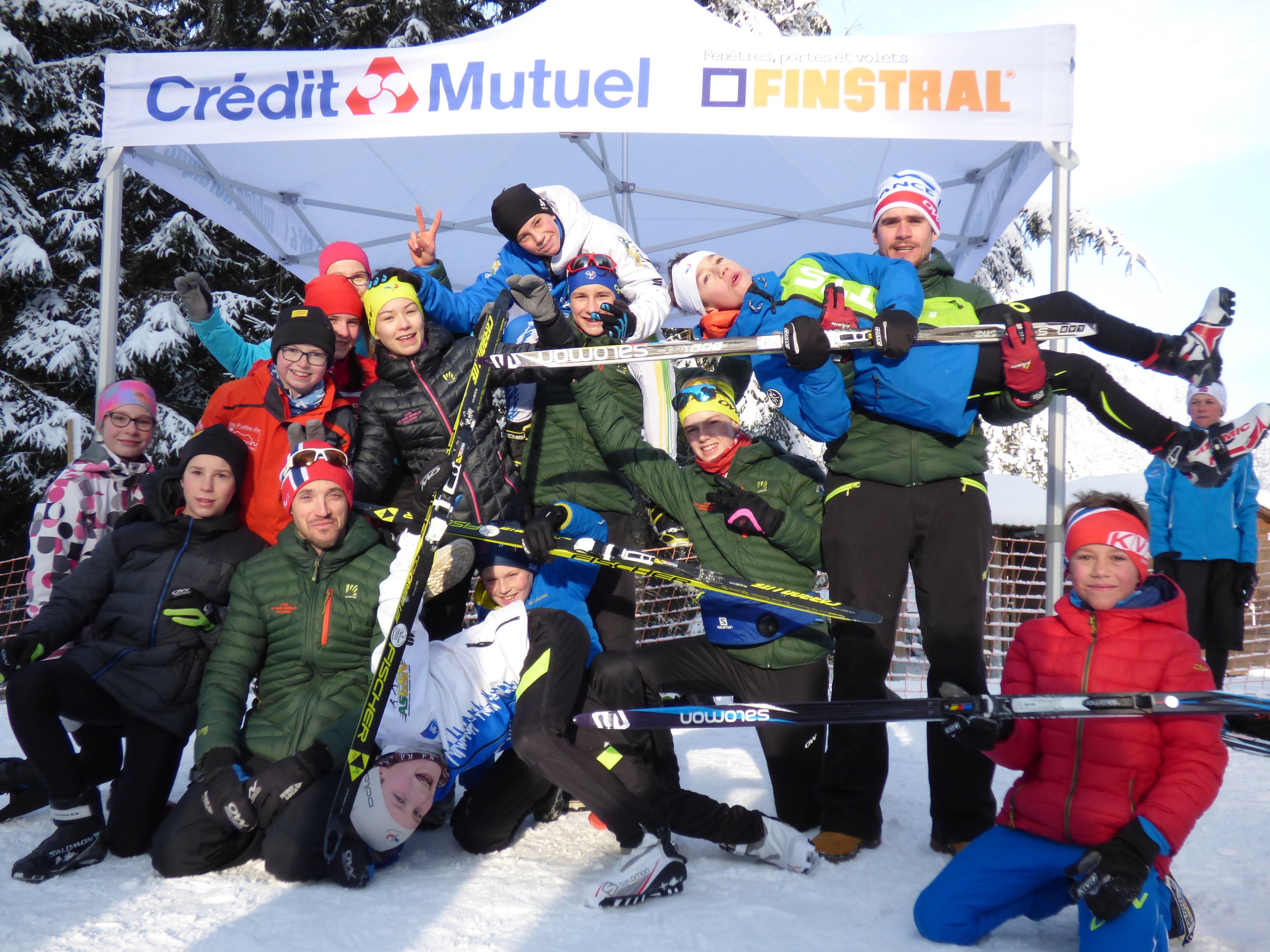 groupe Vosges U15