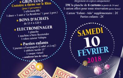 loto affiche2018