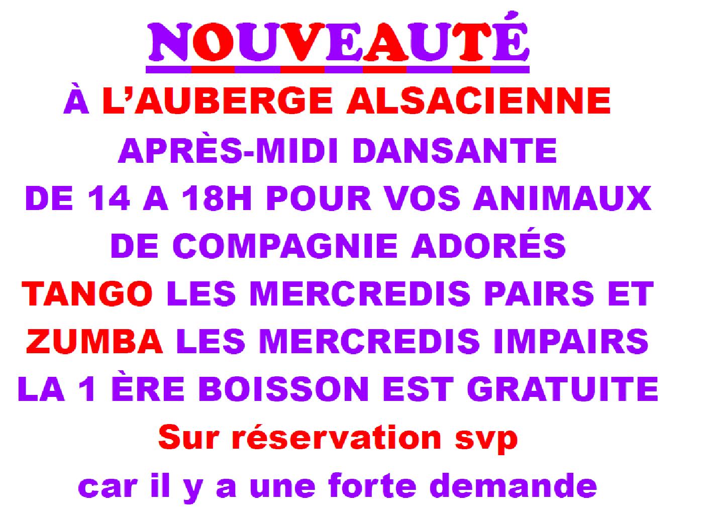 Auberge alsacienne