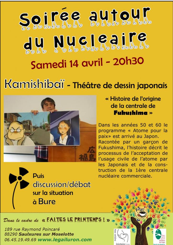 soirée nucleaire 14 avril
