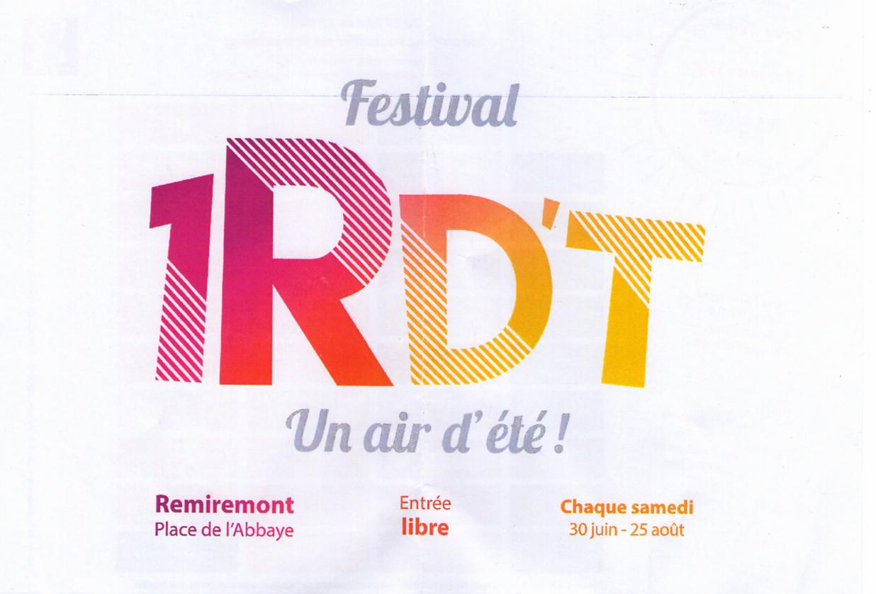 Festival 1R d't
