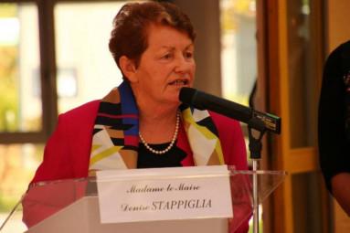 Denise Stappiglia est la représentante de la Régie Culture Animations de la commune de Saulxures-sur-Moselotte.