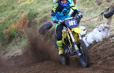 Vincent Mougenot a fini par vaincre à La Bresse.