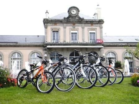 Photo parc vélo Gare Remiremont compressee