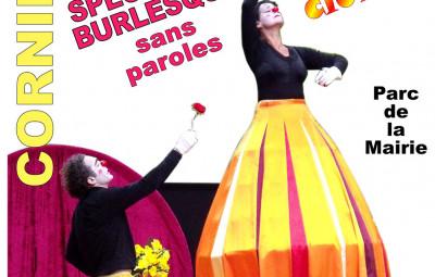 VENDREDI 27 JUILLET Coeur 2 clowns