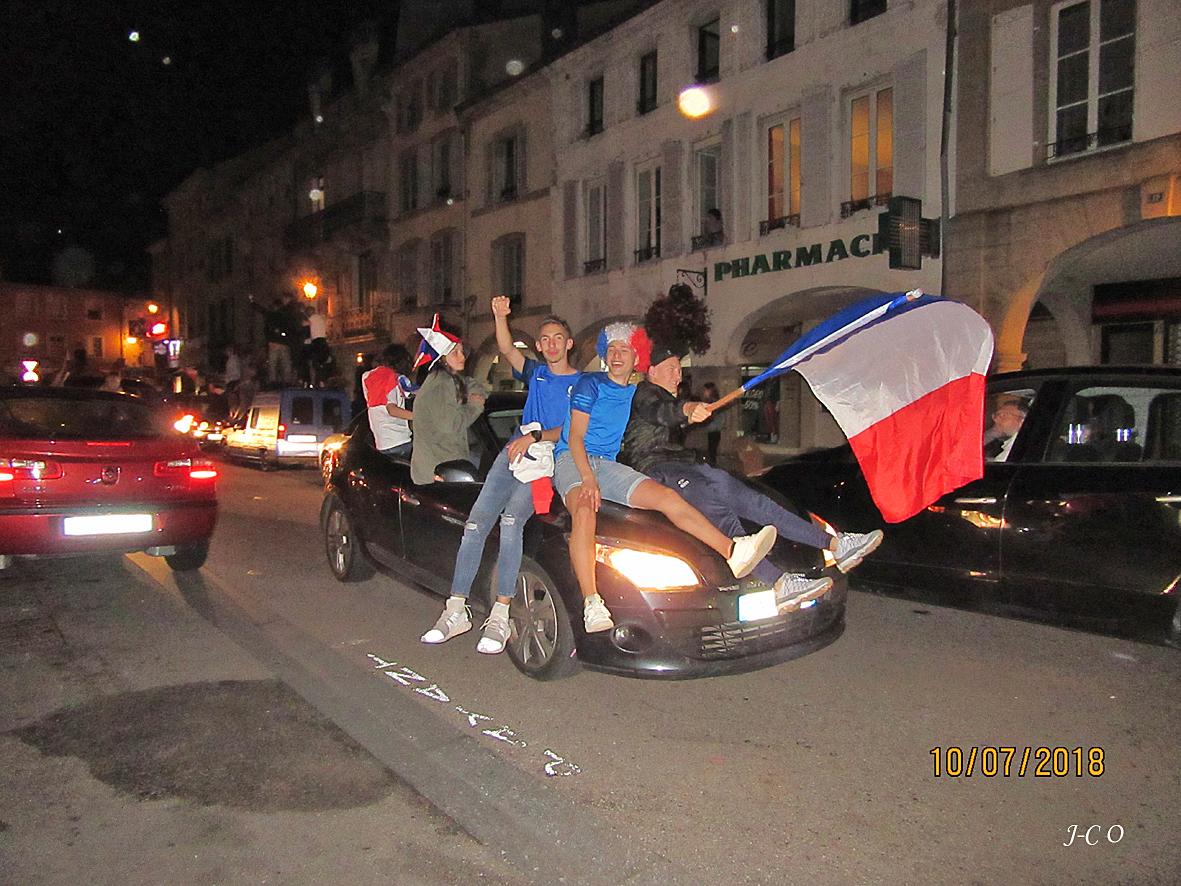 Victoire France 1-Belgique 0 (31)
